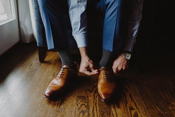 Giày cưới nam 5
