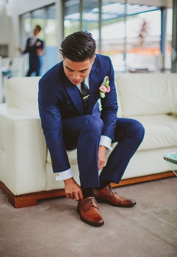 Giày cưới nam 6