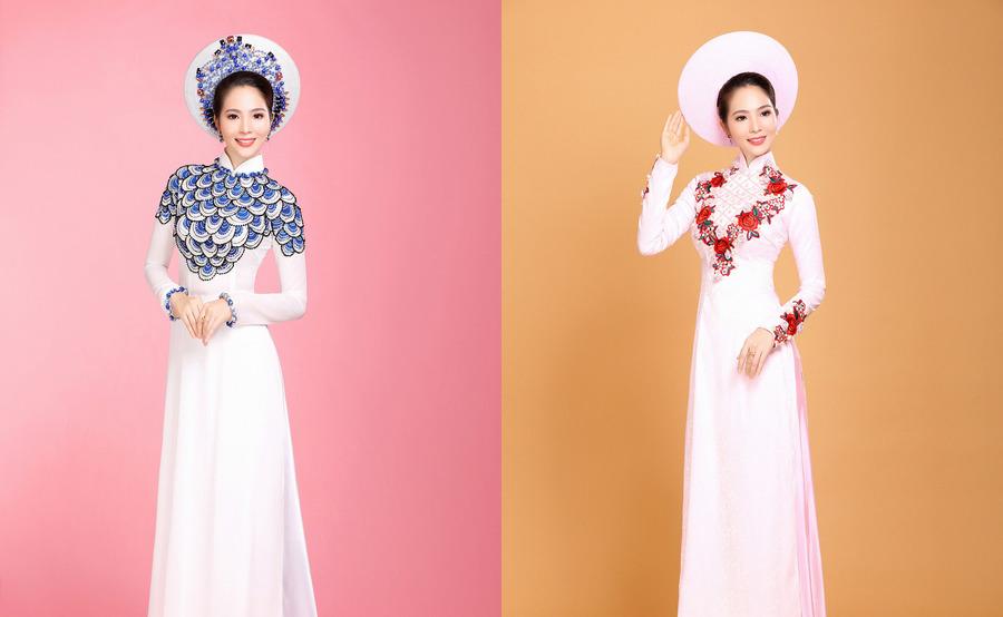 Lựa chọn nội y áo dài cưới đơn giản Mate.vn