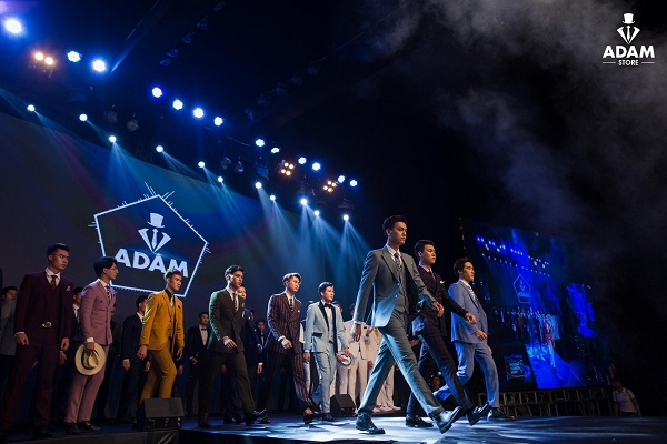 BST Vest cưới 2018 Adam Store 3