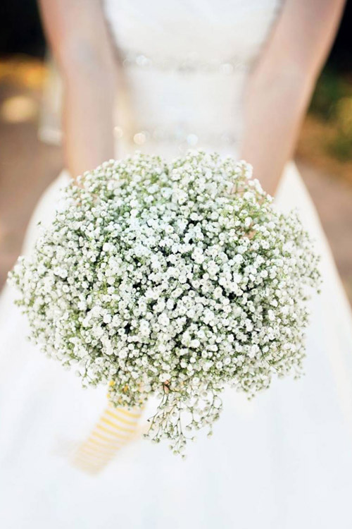 hoa cưới cho cô dâu nhỏ nhắn