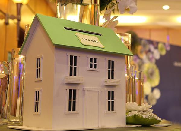 Quà cưới handmade 5