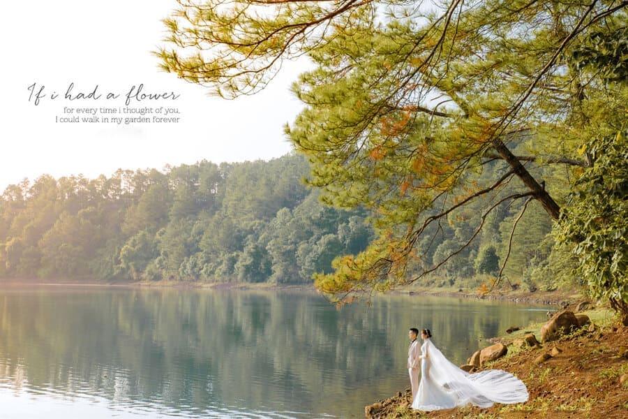 Lý do bạn nên chọn dịch vụ chụp ảnh cưới Pre-wedding tại Gia Lai