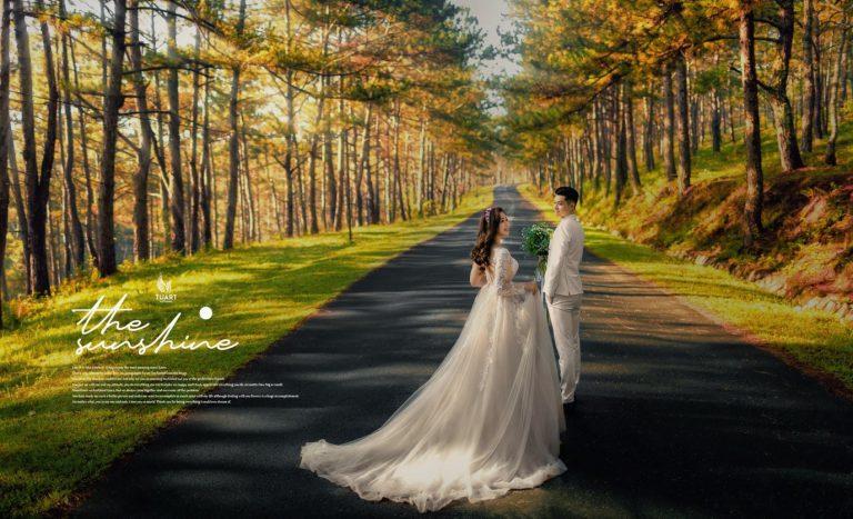 Vì sao nên chọn gói chụp cưới Pre-wedding tại Gia Lai?