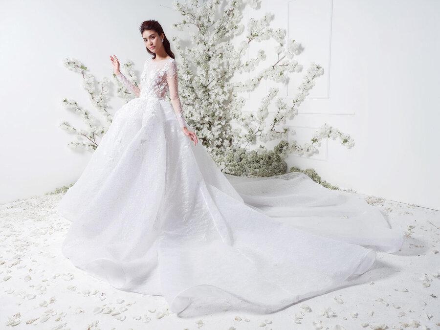 Tại sao nên chọn đầm cưới đơn giản? Mate.vn