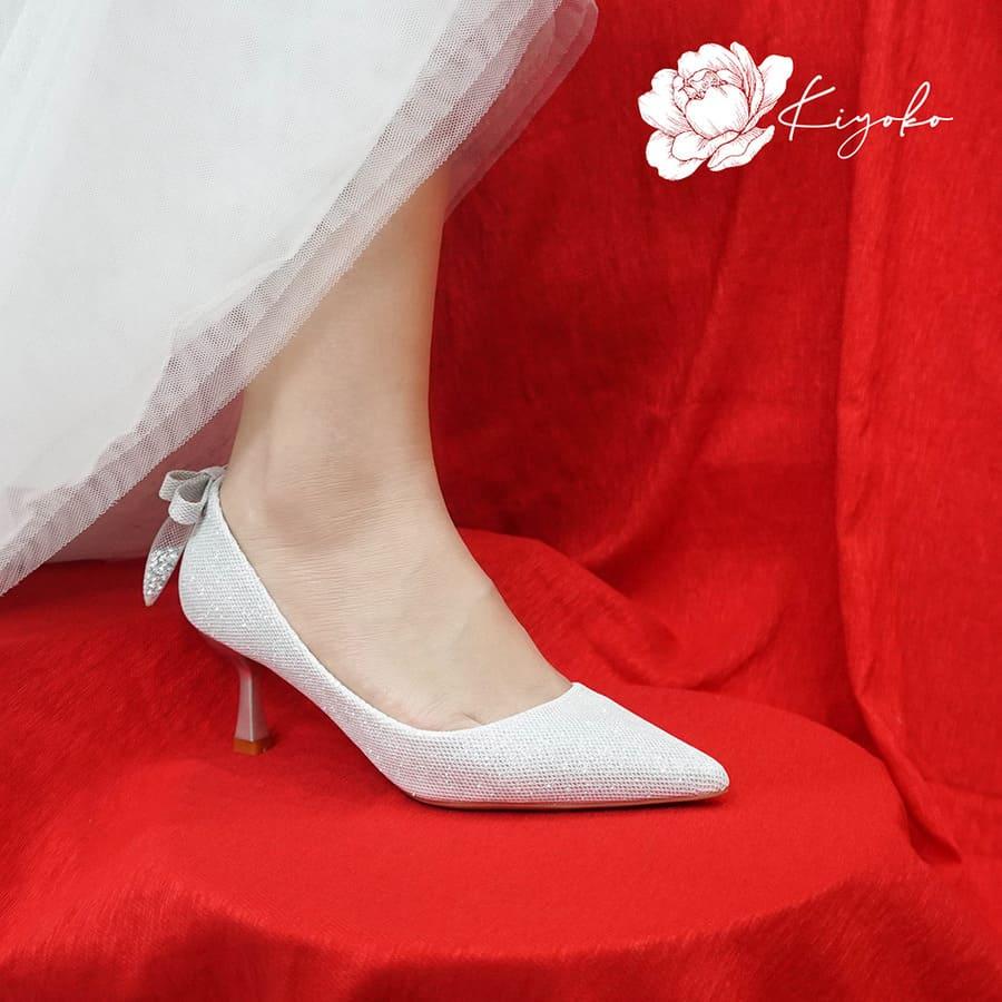Giày cưới Kiyoko