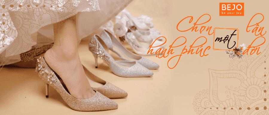 Giày cưới BEJO