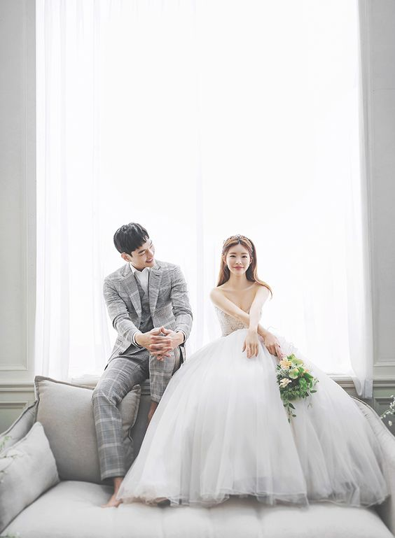 Phong cách chụp ảnh Hàn Quốc với ánh nắng tự nhiên Mate.vn