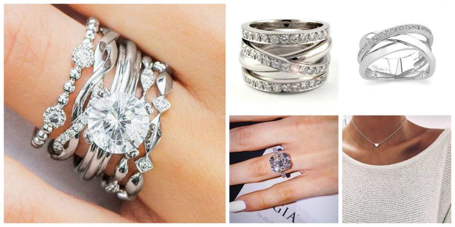 Vàng trắng - Vàng - Vàng hồng, màu nào thật sự phù hợp với nhẫn cưới của bạn?